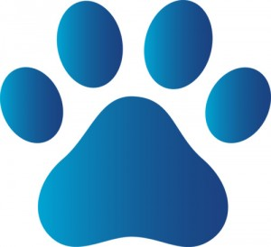 0535-dog-paw-print-in-blue